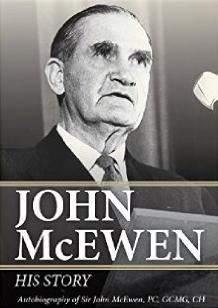 John McEwen - His Story